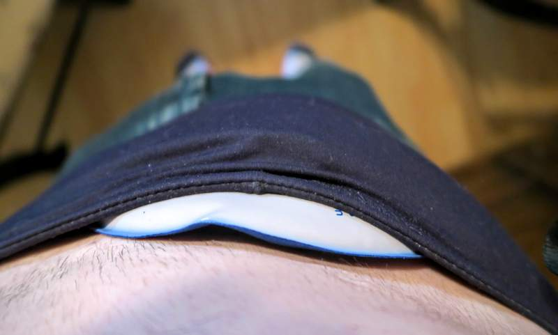 coolwafer with comfortbelt