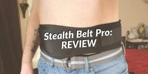 Stealth Belt Pro review header small