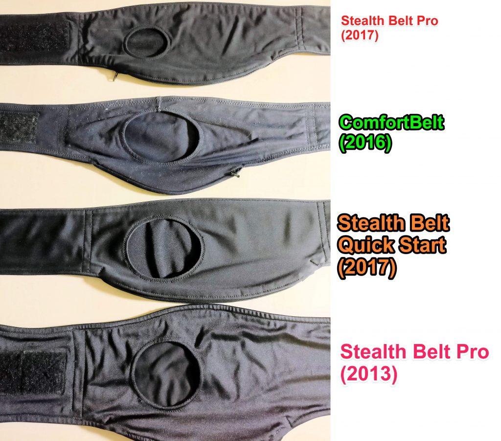 Ostomy Belt Quality Comparison