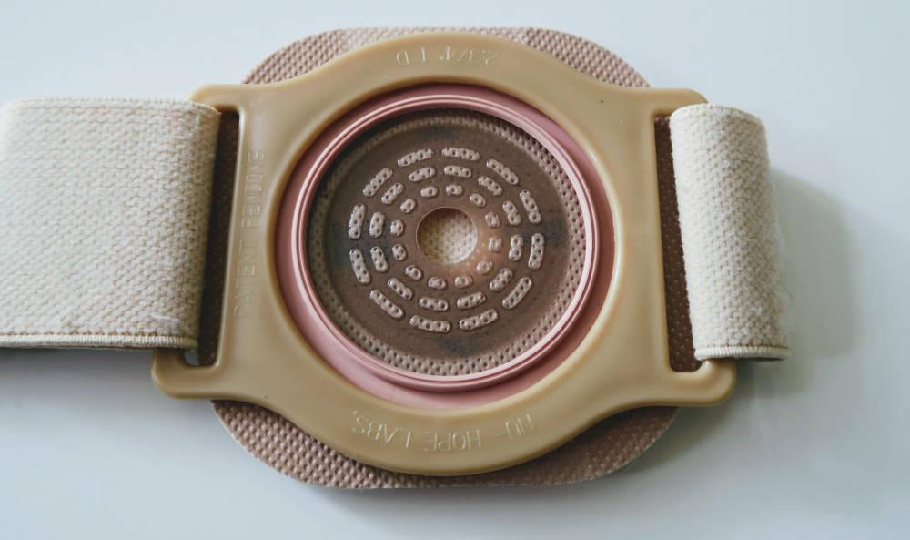 Nu-hope Nu-comfort belt on hollister new image wafer