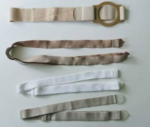 Ostomy accessory belts compared