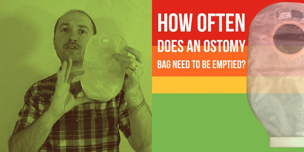 how often to empty ostomy bag header_small