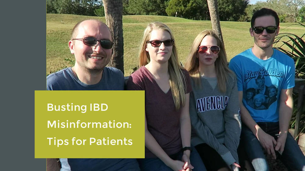 Busting IBD Misinformation Tips for Patients header small