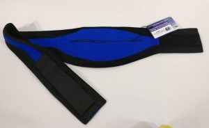 Hybrid stealth belt flat front