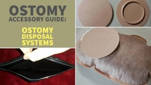 Ostomy disposal systems header small