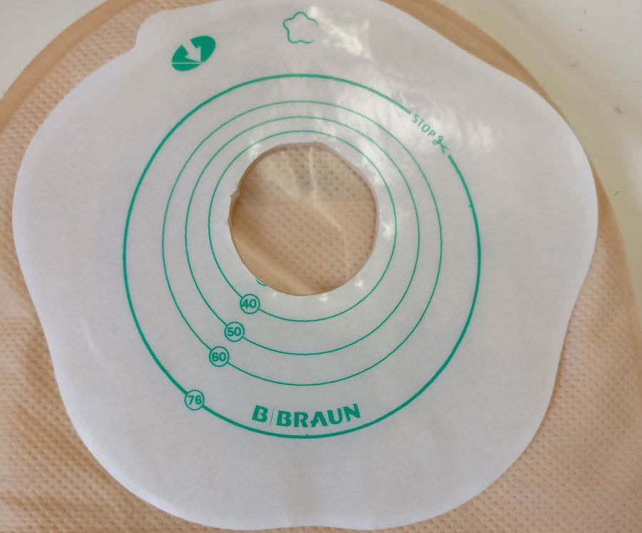 B. Braun Flexima 1pc cut wafer