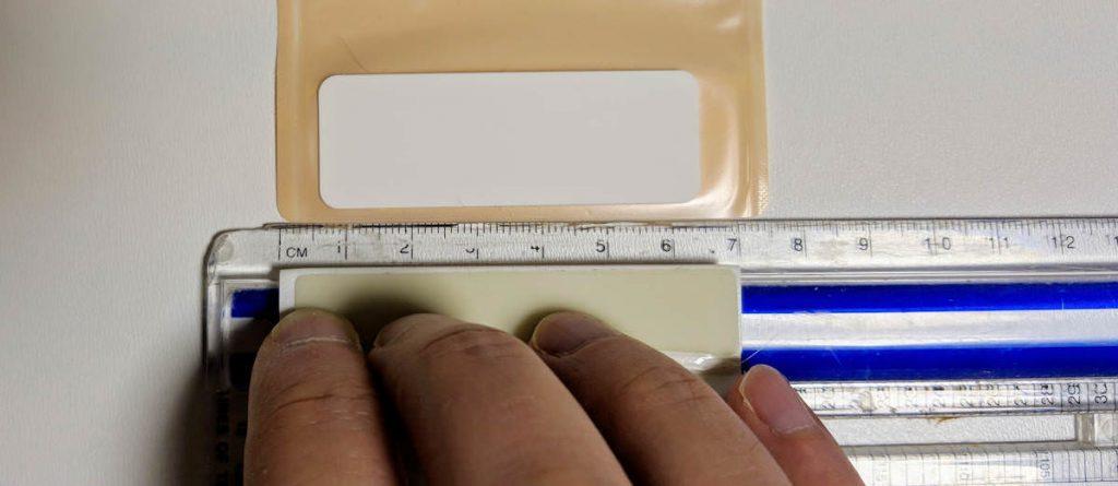 B. Braun Flexima 1pc outlet width