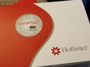 Hollister 1pc ceraplus box ceraplus