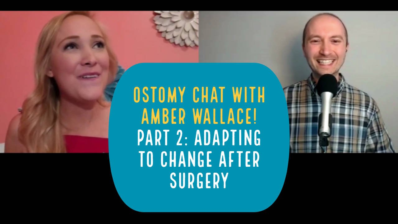 Ostomy chat with amber wallace part 2 header small