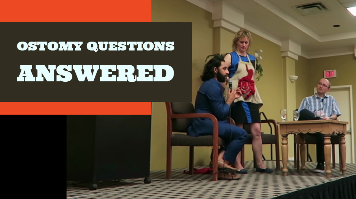 Ostomy questions answered header web