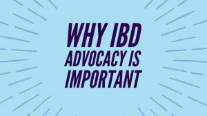World IBD day header