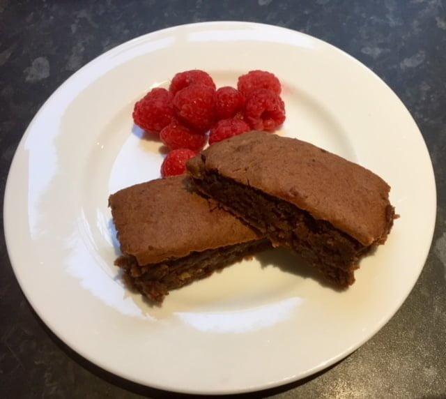 Sophie Vegan brownies