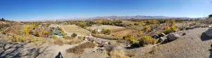 Panorama overlooking Bartley Ranch