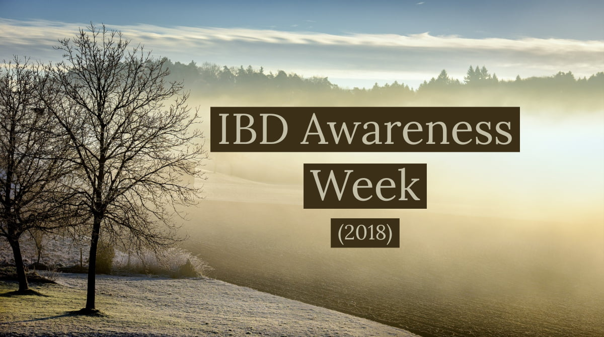 IBD Awareness week 2018 header